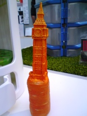 engraved big ben carrot!