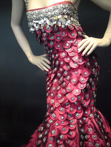 harrods evening dress