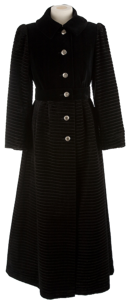 Kingsgate of London velveteen coat
